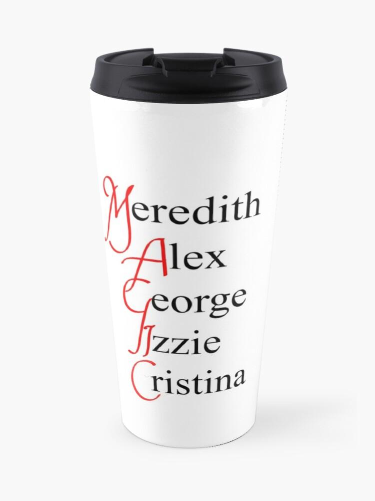 Greys Greys Mug Mug AnatomyTravel Magic AnatomyTravel Mug Greys AnatomyTravel Greys Magic Magic Magic c354ARLqj