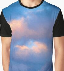 Stormy Clouds Graphic T-Shirt