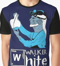Camiseta gráfica Walker White