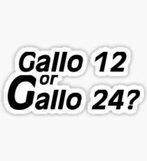 Gallo Sticker