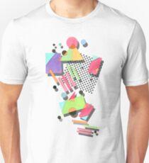 Retro 80s Geometric T-Shirt