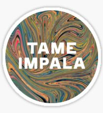 Tame Impala  Sticker