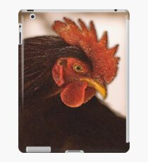 Rhode Island Red Rooster iPad Case/Skin