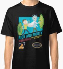 NES Parody 8bit Classic T-Shirt