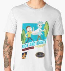 NES Parody 8bit Men's Premium T-Shirt