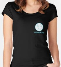 BPDandMe.blog Women's Fitted Scoop T-Shirt