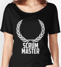SCRUM Master or Emperor Women's Relaxed Fit T-Shirt