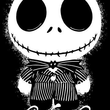 Ghostly Charm - Jack Skeleton by yol84