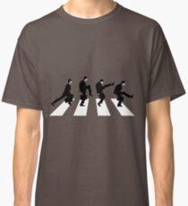 Classy Abbey Road - Beatles Parody Classic T-Shirt