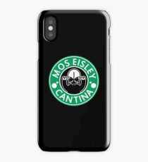 Mos Eisley Cantina iPhone Case/Skin