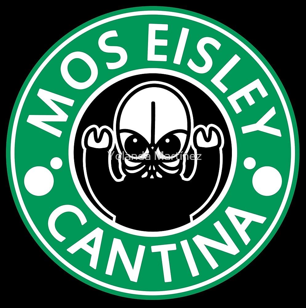 Mos Eisley Cantina by Yolanda Martínez Cáceres