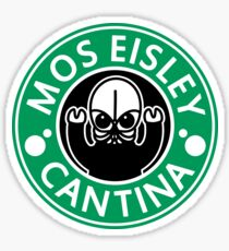 Mos Eisley Cantina Sticker