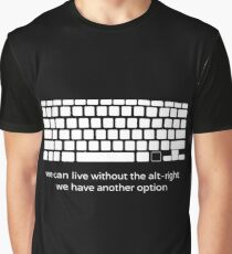 We have another option Graphic T-Shirt