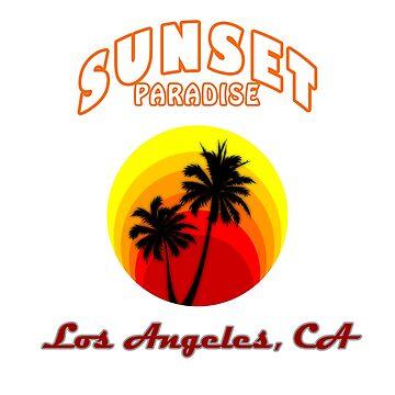 Los Angeles, CA by dejava