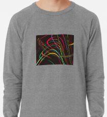 Colorful lines Lightweight Sweatshirt