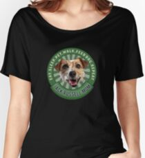 Jack Russell Mom Eat Sleep Dog Repeat Women's Relaxed Fit T-Shirt