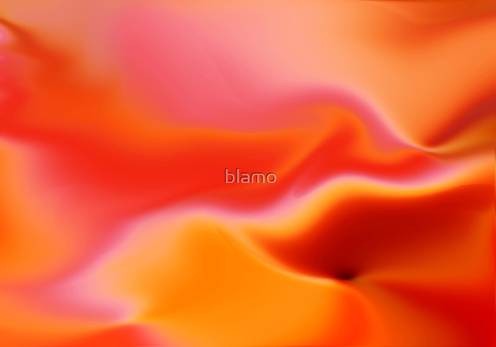 A sense of well being  by blamo