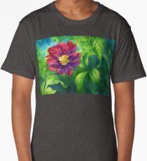 Full Bloom Long T-Shirt