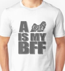 Lhasa Apso Is My Best Friend Forever T-Shirt !!! T-Shirt