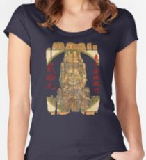 Indochina II Women's Fitted Scoop T-Shirt