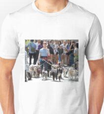 Daniel Radcliffe Walking Dogs T-Shirt