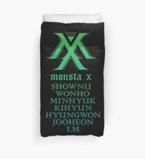 Monsta X Mitgliedsnamen Bettbezug