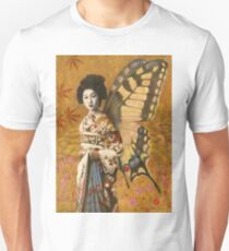 Winged Geisha T-Shirt