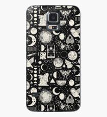 Lunar Pattern: Eclipse Case/Skin for Samsung Galaxy