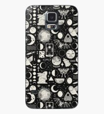 Lunar Pattern: Eclipse Case/Skin for Samsung Galaxy