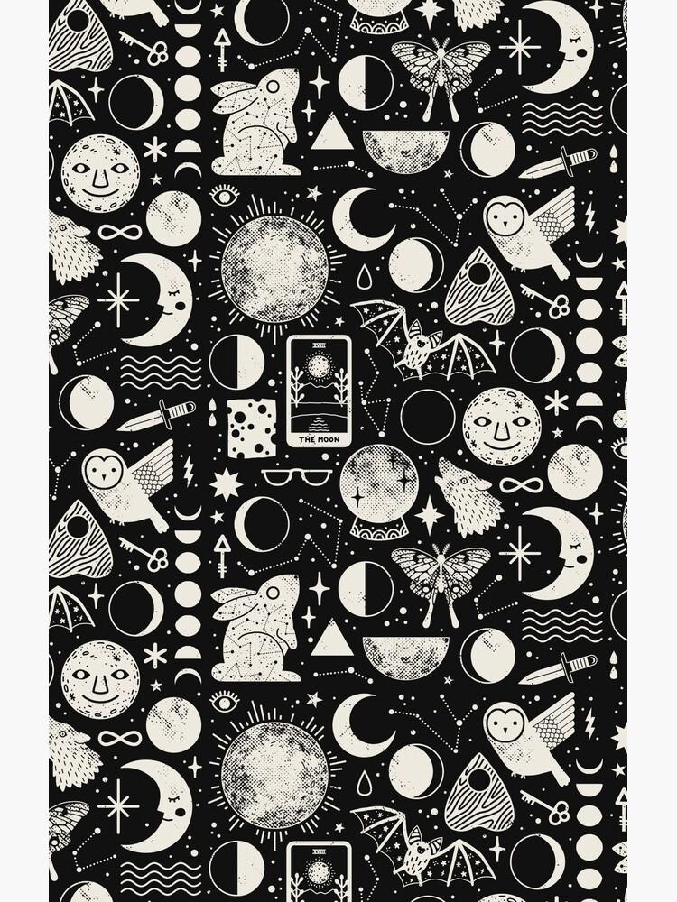 Lunar Pattern: Eclipse by LordofMasks