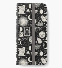 Vinilo o funda para iPhone Patrón Lunar: Eclipse