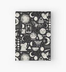 Lunar Pattern: Eclipse Hardcover Journal