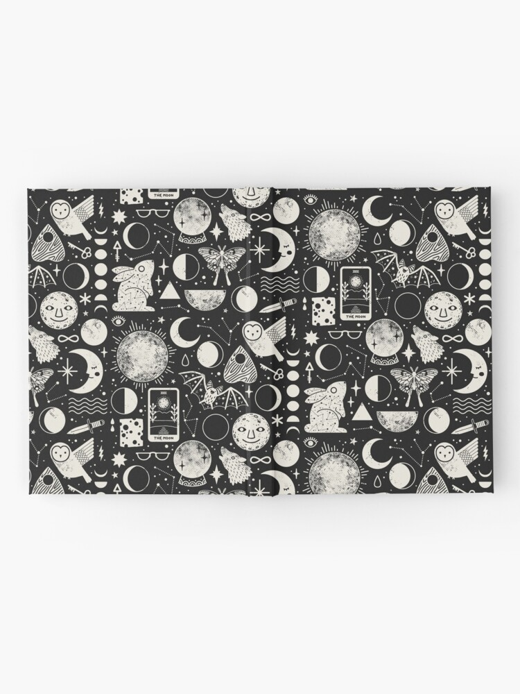 Alternate view of Lunar Pattern: Eclipse Hardcover Journal