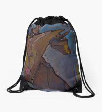 Cheval de Troie Drawstring Bag