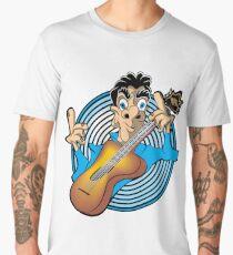 Guitar Player Men's Premium T-Shirt