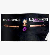 Chloe Price - Before the Storm - Life is Strange Poster