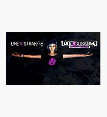 Chloe Price - Before the Storm - Life is Strange Photographic Print