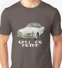 Car Classic Retro Tshirt Sportscar T-Shirt