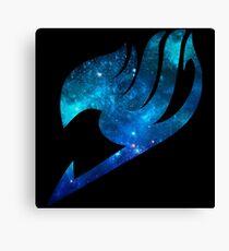 Fairy Tail Space Guildmark Canvas Print
