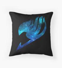 Fairy Tail Space Guildmark Throw Pillow