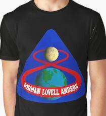 APOLLO 8 Grafik T-Shirt