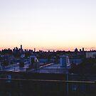 NYC Skyline by Jenni Heller