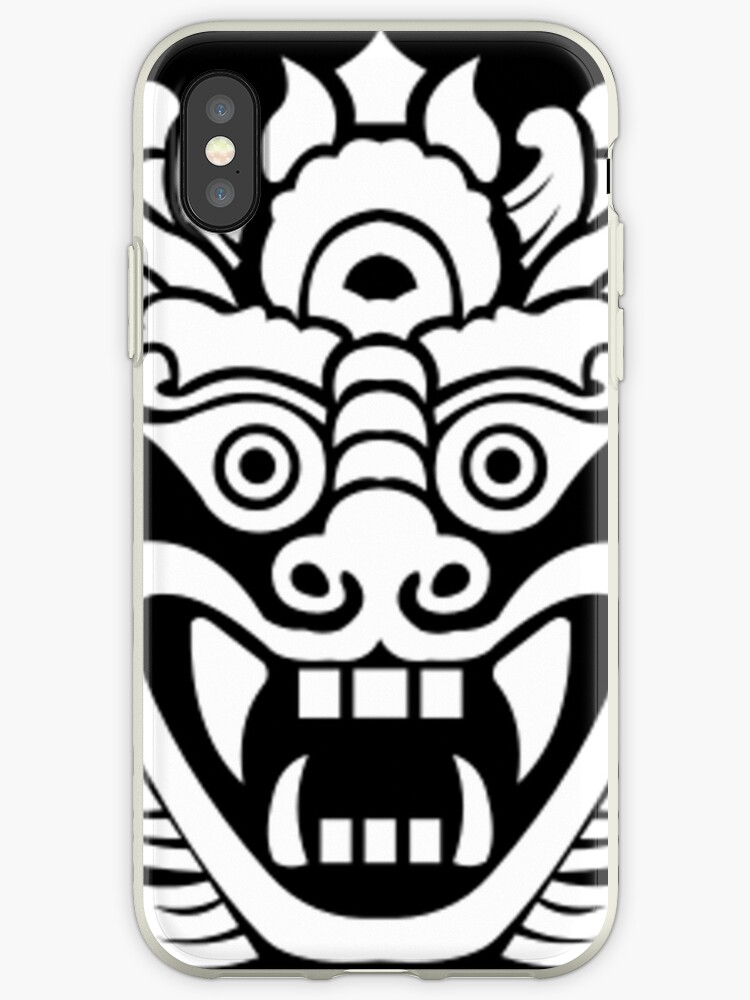 Vector Barong Iphone Cases Covers By Yousef Tantawi Redbubble