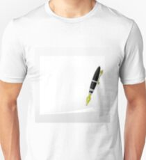 Fountain Pen and Paper T-Shirt
