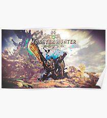 Monster Hunter World Poster