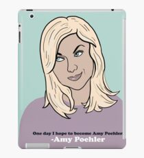 Amy Poehler iPad Case/Skin