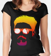 Funny - Face - Funny Face Women's Fitted Scoop T-Shirt