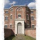 The workhouse Oil Painting Effect by Glen Allen