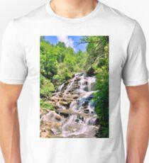Glenn Falls NC Vertical Unisex T-Shirt