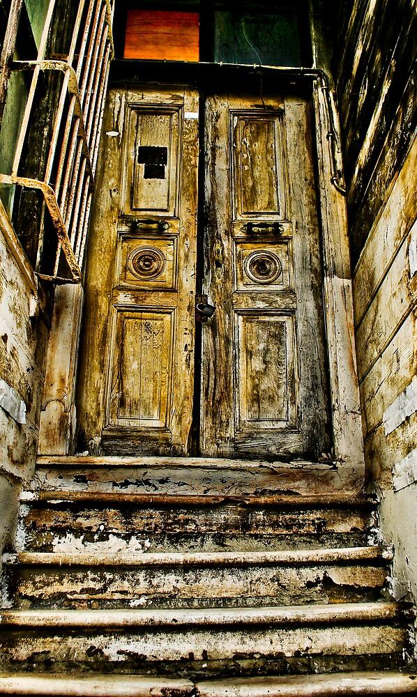 Door by Filiz A
